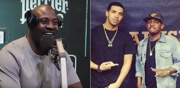Marcellus Wiley To Release Details Of Explosive Kendrick-Drake Beef That Got Covered Up