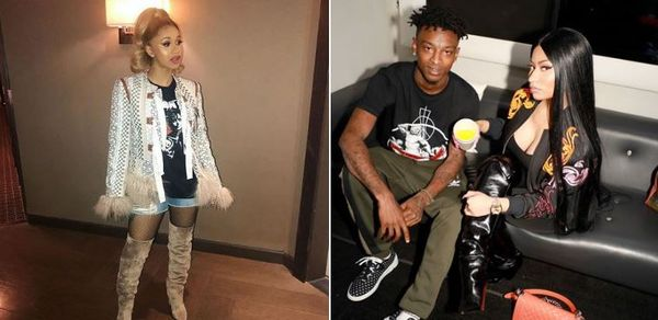 Nicki Minaj Says Cardi B Is Controlling Who 21 Savage Does Features With
