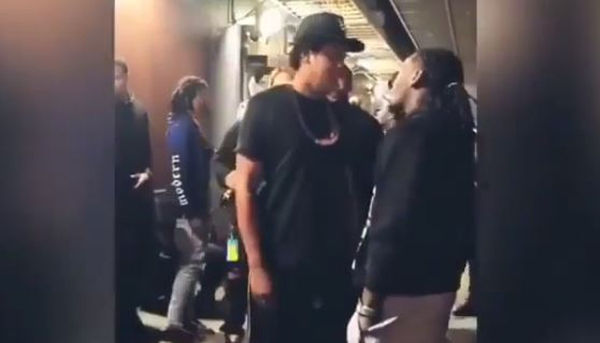 Report: JAY-Z And Offset Were Jawing at Each Other About Beyonce