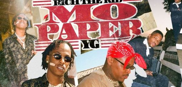 "Rich The Kid & YG Collab For ""Mo Paper"""