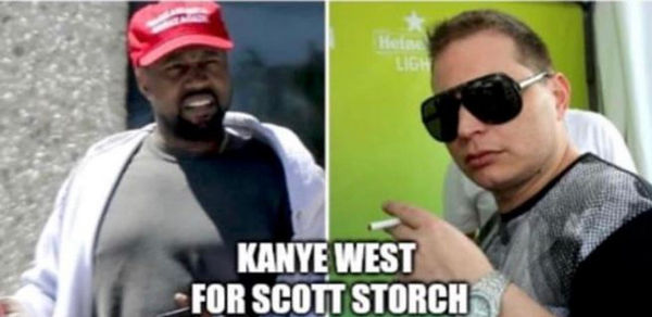 Scott Storch Reacts To Having The Black Delegation Trade Him For Kanye West
