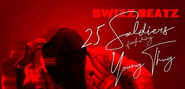 "Swizz Beatz Grabs Young Thug & ""25 Soldiers"" For New Single"