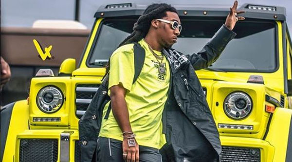 Takeoff's Solo Album Is About To Drop