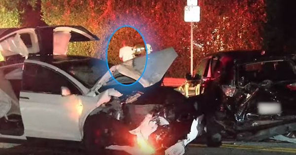 Tyler the Creator Smashed The Crap Out Of His Tesla