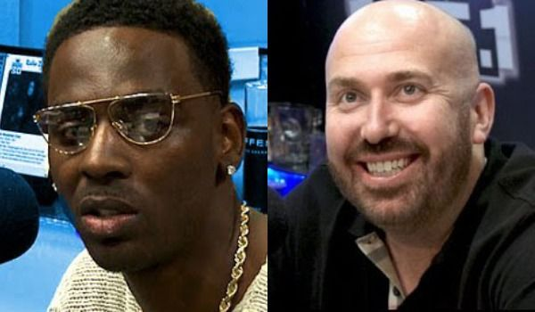 Young Dolph and DJ Vlad Trade Shots Online
