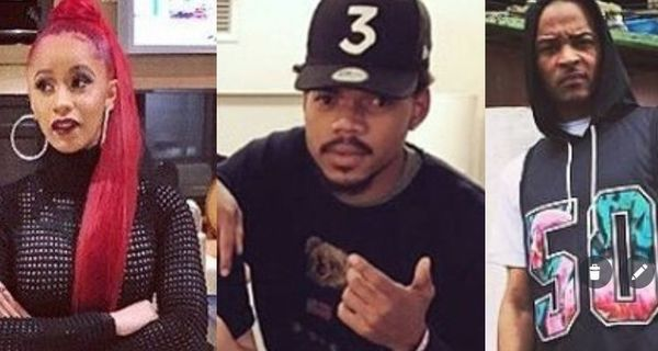 Cardi B, Chance The Rapper & T.I. To Judge Netflix's New Music Competition