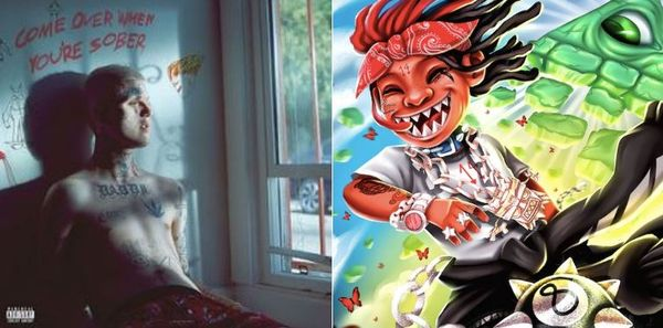Check The First Week Projections For Trippie Redd & Lil Peep