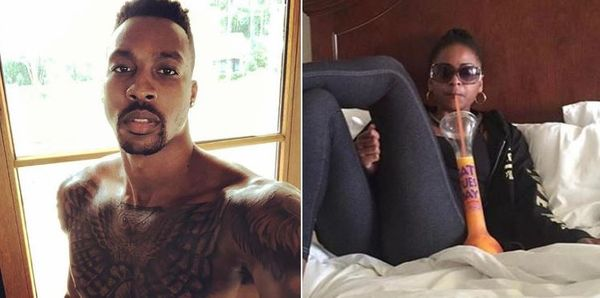 Dwight Howard's Baby Mama Reacts To Transgender Orgy Scandal