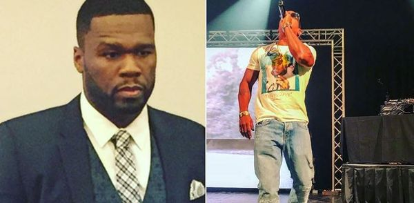 "Ja Rule Stunts ""F**K 50 Cent"" Chant During Texas Show"