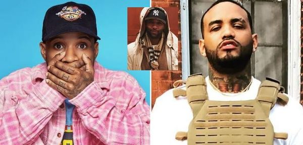 Joyner Lucas Reacts After Joe Budden Scores Lucas-Tory Lanez Rap Battle