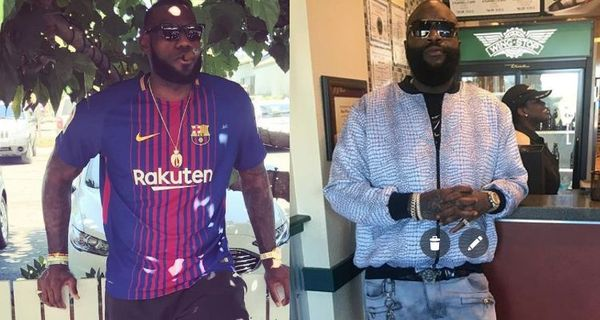 Lebron James Wants A New Rick Ross Album