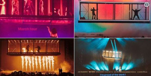 Lorde Says Kanye West And Kid Cudi Stole Her Stage Design