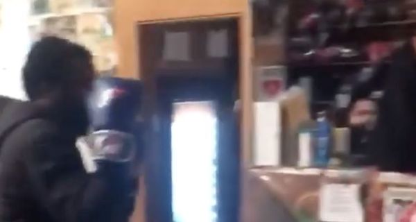 Watch Meek Mill Box His Friend On Instagram