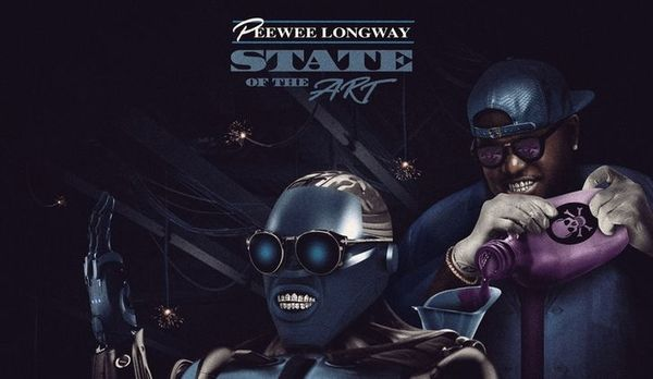 "Peewee Longway Has Something ""State Of The Art"" On Latest Project"