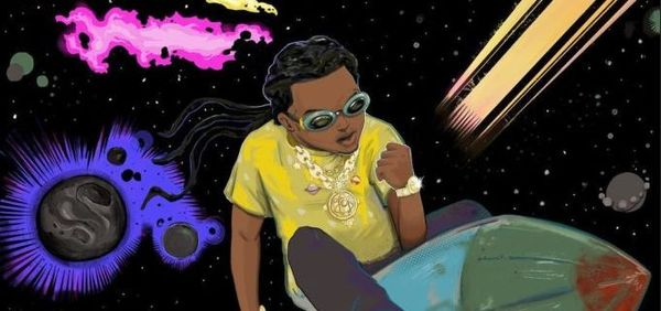 "Takeoff Is The Second Migo To Drop Solo Effort - Stream ""The Last Rocket"""