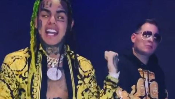 Tekashi 6ix9ine Is Teaming With Scott Storch For Next Project
