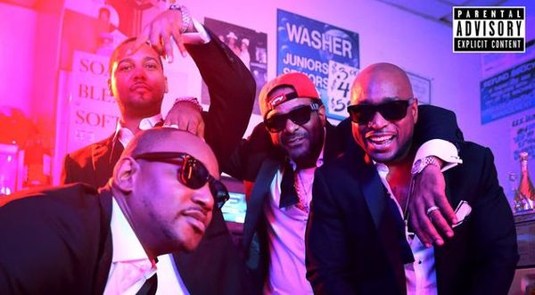 "The Diplomats Drop ""Sauce Boyz"" Loosie To Begin Campaign For New Album"