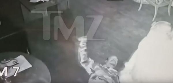 Watch Todd Bridges Get Knocked TF Out Trying to Help His Disabled Neighbor