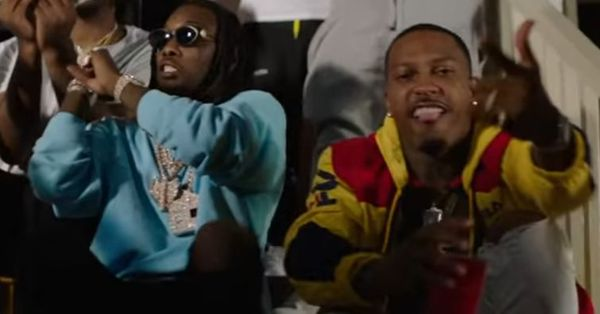"Watch Trouble & Offset Try To Dodge ""Kesha Dem"" In New Video"