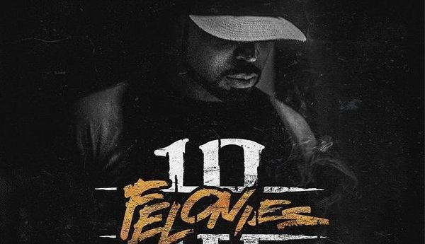 "Young Buck Continues His Series Of Projects Before ""Unexpected"" Album With ""10 Felonies"""