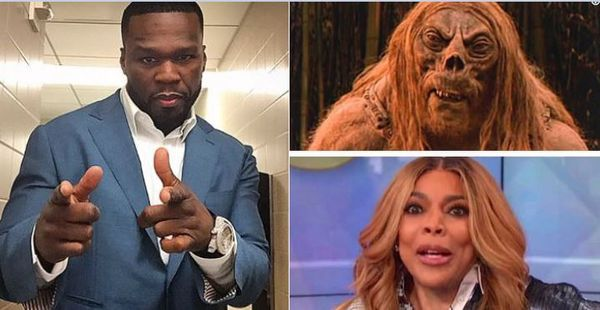 50 Cent Compares Wendy Williams To A Hairy Creature