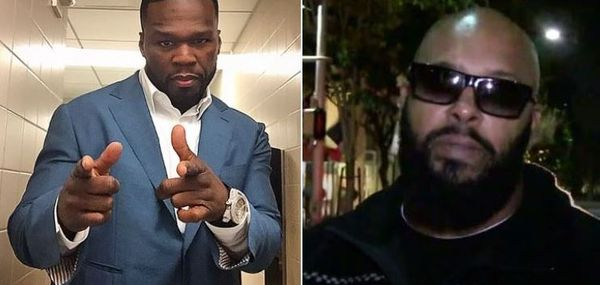 50 Cent Pulled An Uzi On Suge Knight