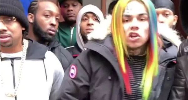 Another Alleged Gang Member Indicted in Tekashi 6ix9ine's Federal Case