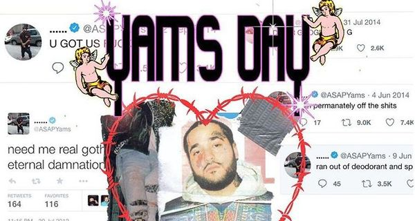 "ASAP Mob Announces ""Yams Day"" 2019"