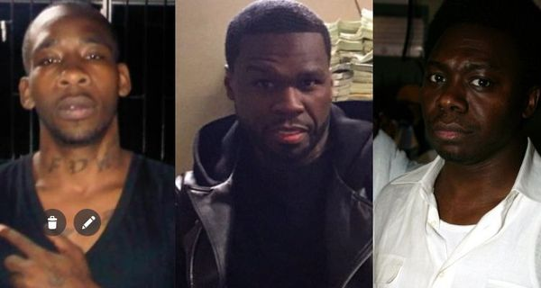 "Bang Em Smurf Says Jimmy Henchman Tried To ""Check"" 50 Cent"