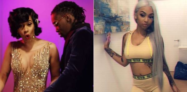 Cuban Doll Mocks Offset in Response To Cheating Rumors