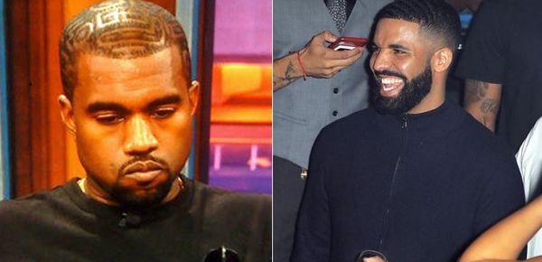 Drake Seems To Respond To Kanye's Rant About Him
