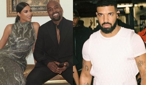 Kim Kardashian Sends Message To Drake In Defense Of Kanye West