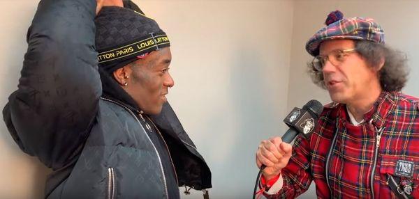 Lil Uzi Vert Flees Nardwuar Interview