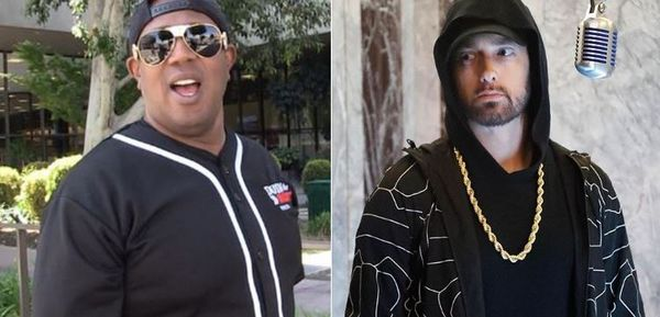 Real on Real: Master P Recognizes Eminem With Old Photo