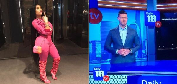 Here's What Jesse Palmer Said That Had Nicki Minaj Threatening To Sue & Jail Him