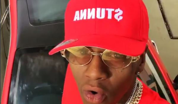 Soulja Boy Accused Of Kidnapping A Woman