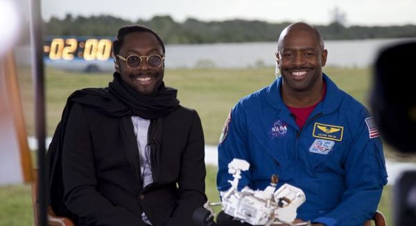 will.i.am Says He Made A Song With NASA & Sent It To Mars