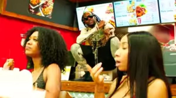 "2 Chainz Drops First Video Of 2019 ""Hot Wings"""