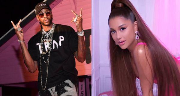 "2 Chainz Threatens To ""Big Draco"" Ariana Grande"