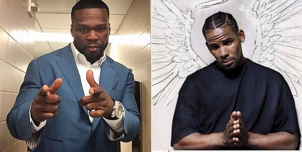 50 Cent Mocks R. Kelly's Birthday Party