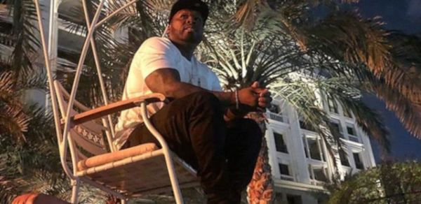50 Cent Posts Photo Of Himself as a 15 Year Old
