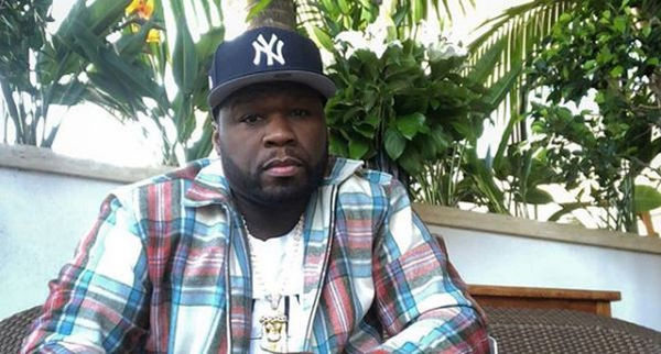 50 Cent Smacked With STD Allegation From Ex