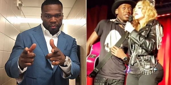 50 Cent Weighs In On Madonna's Buttocks Implants