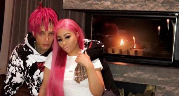 Blac Chyna Fights With Her New Rapper Boyfriend; Paramedics Called