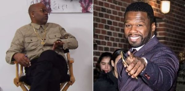 Dame Dash Dismisses 50 Cent After Fif Calls Him Out For Dry Snitching on JAY Z