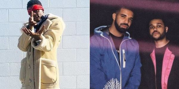 Drake Unfollows The Weeknd On Instagram; Begins Following Soulja Boy