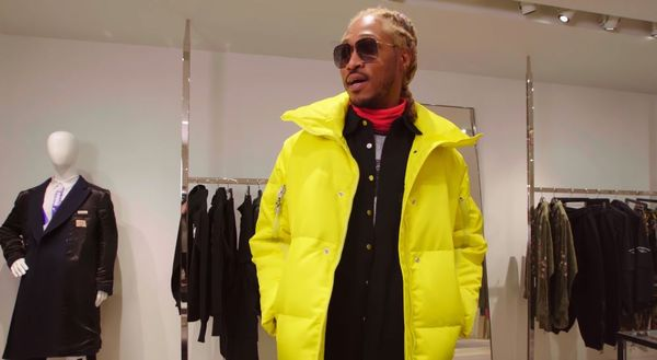 Future Spends Ma$$ive Moolah Each Month On Clothes & Kicks