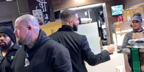 It Turns Out Drake May Not Have Given Two McDonald's Workers 10G each