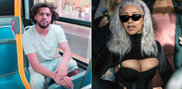 "J. Cole Reacts to Cardi B's Words About ""Middle Child"""