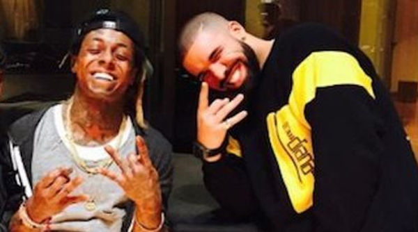 Lil Wayne Bought Drake An Icy Chain [PHOTO & VIDEO]